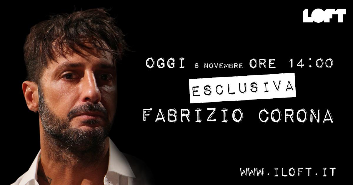 Esclusiva, le rivelazioni di Fabrizio Corona dopo l'ultima puntata del GF VIP 2018