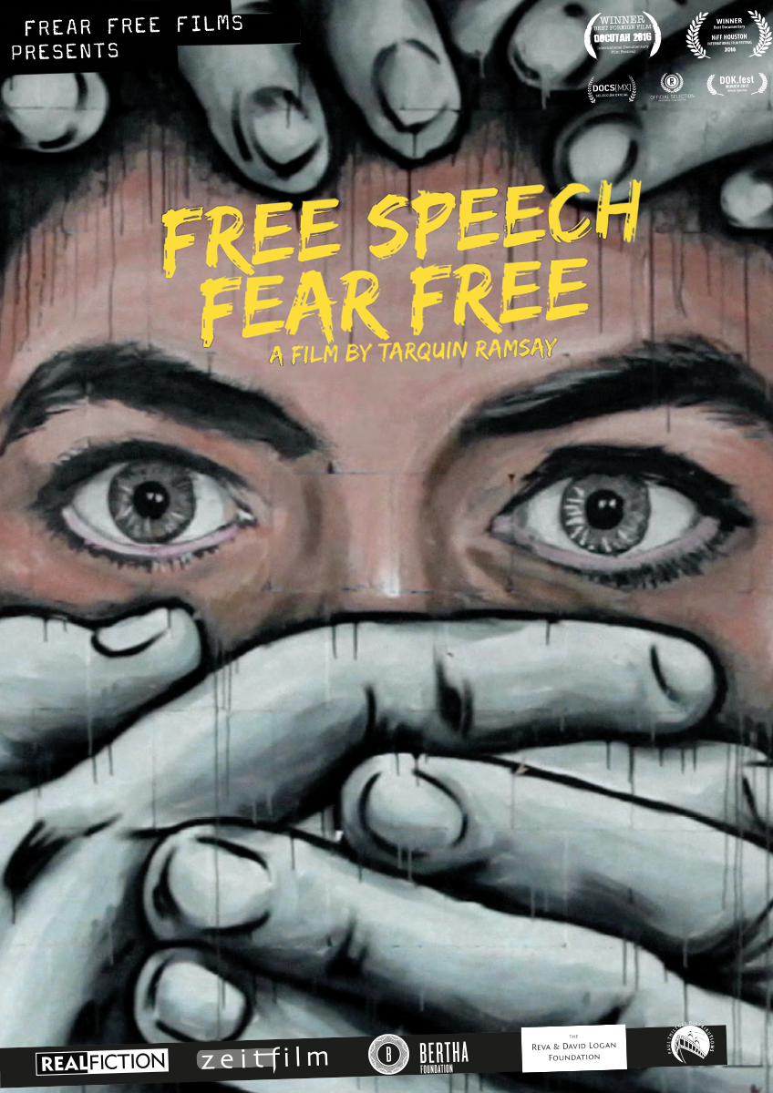 Free Speech Fear Free - trailer
