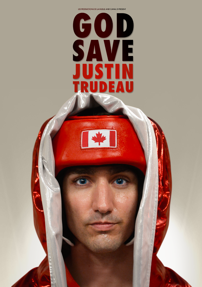 God Save Justin Trudeau - il trailer